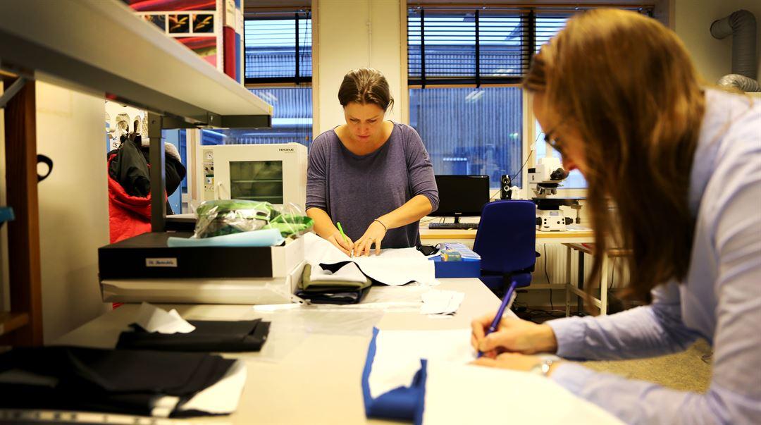 Materialprovningslabb, Sports Tech Research Centre
