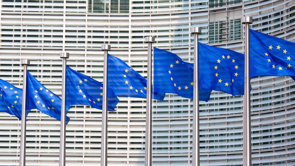 EU flaggor