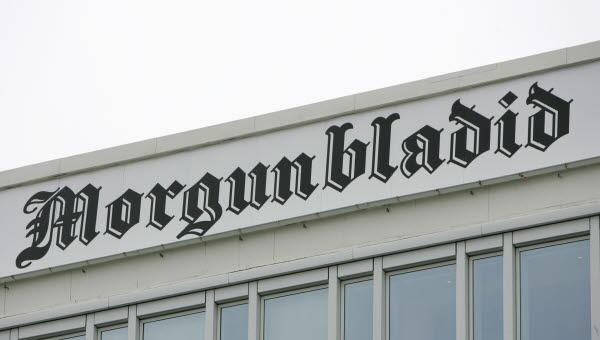 Isländsk tidning