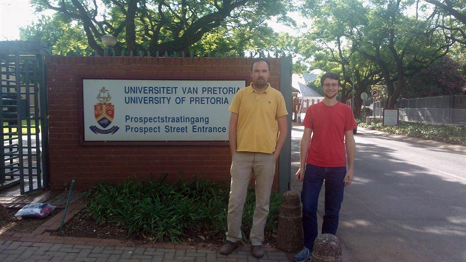 Research exchange University of Pretoria
