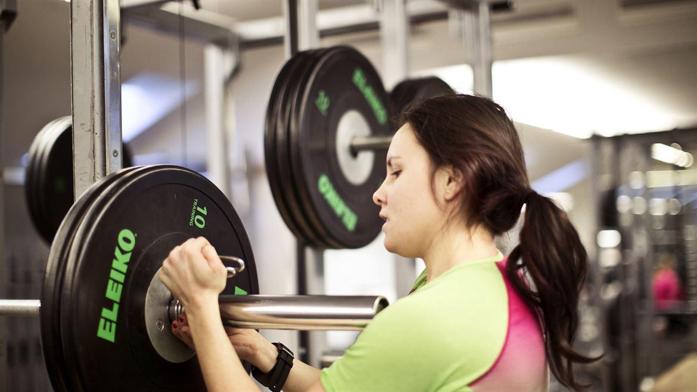Elitgym, NVC, styrketräning, Sofie Elebro