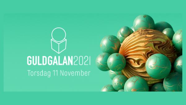 Guldgalan logotyp 2021
