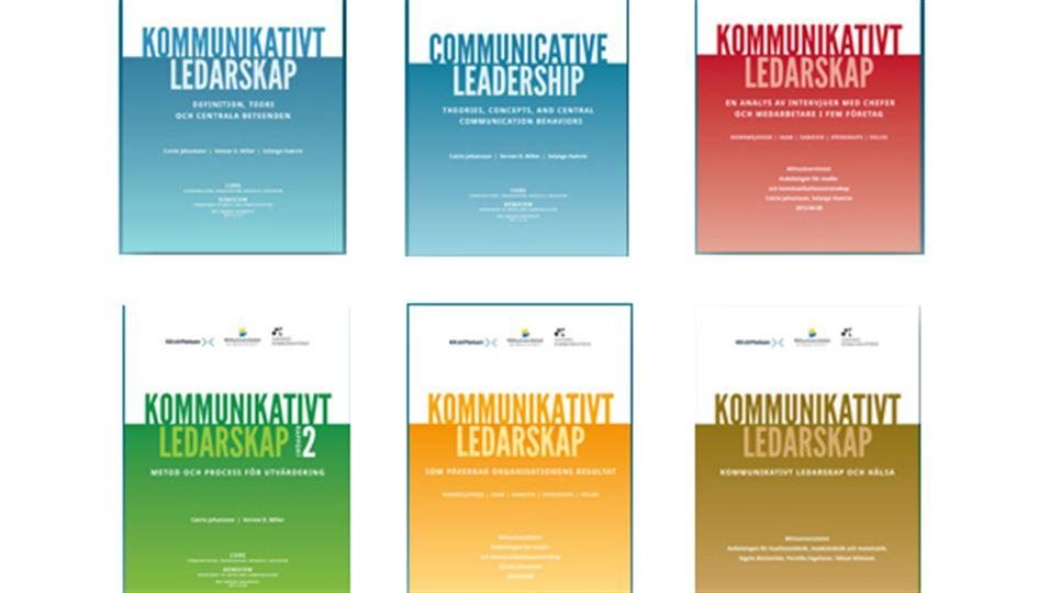 Kommunikativt ledarskap, rapporter