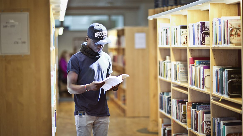 Biblioteket Östersund