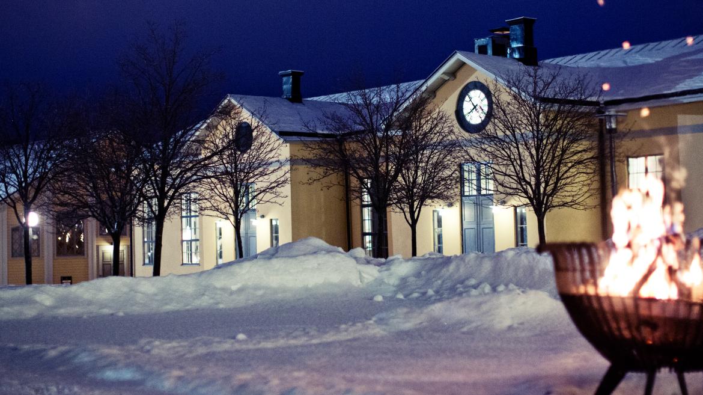 Eldkorg campus Östersund