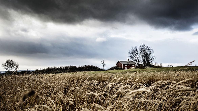 Klimathot, oväder, glesbygd