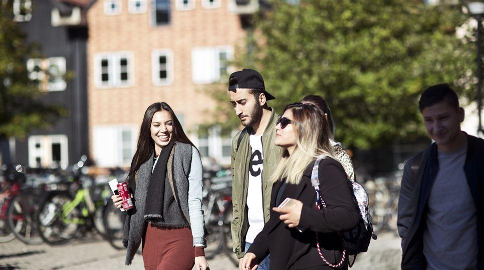 Studenter Campus Sundsvall