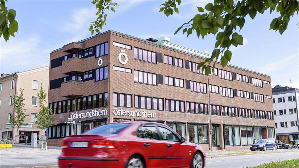Östersundshems huvudkontor