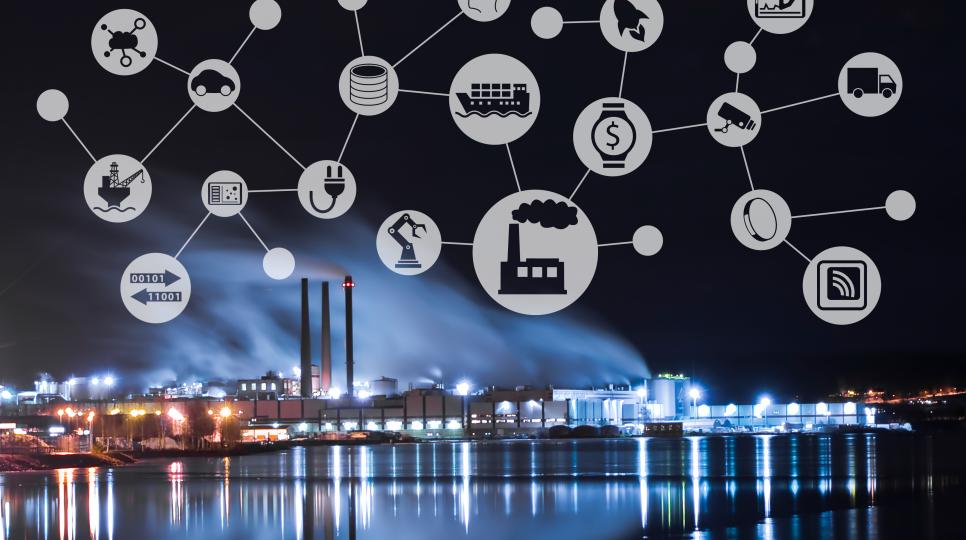 NIIT Next generation industrial IoT