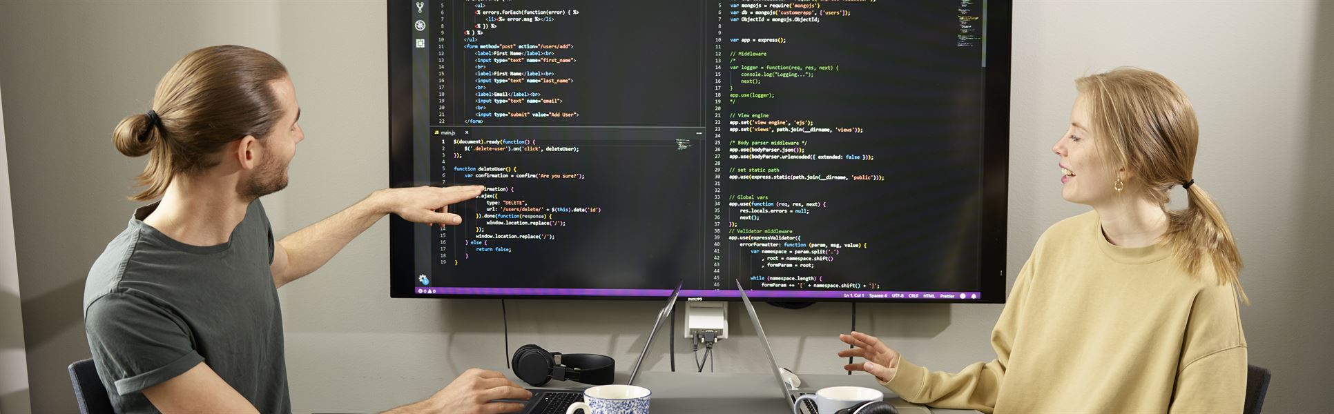 Webbutveckling it data  anton åkerlund