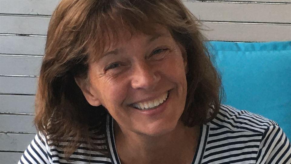 Porträtt av Christina Sandström, ekonomichef