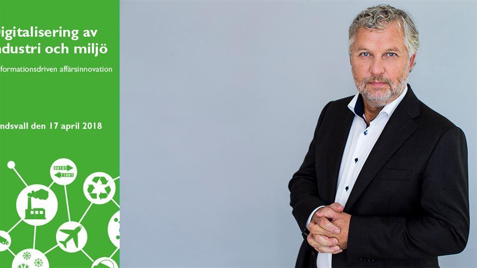 Konferens med Peter Eriksson