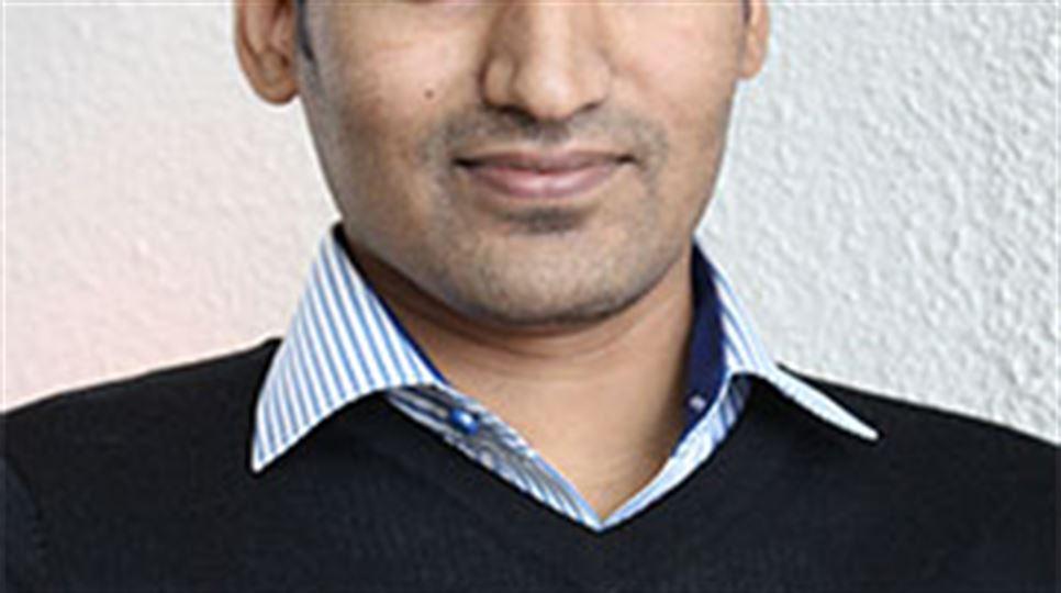 Jawad Ahmad intervjubild