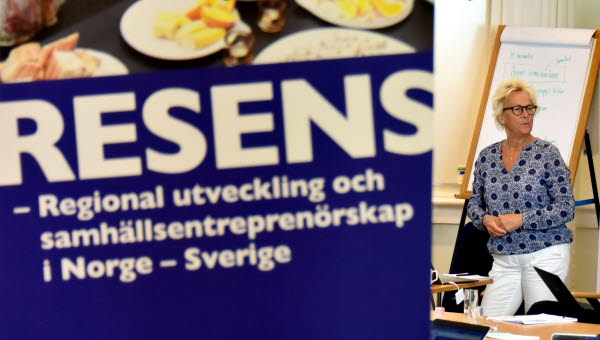 ReSeNS avslutningskonferanse, Yvonne von Friedrichs