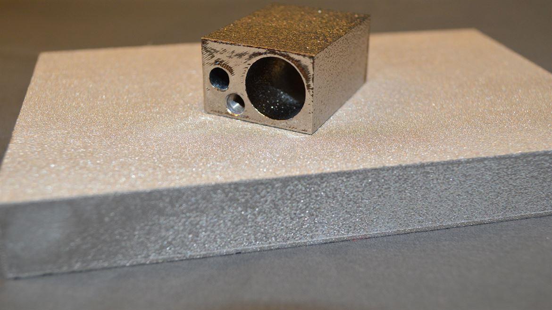 3D-printat material
