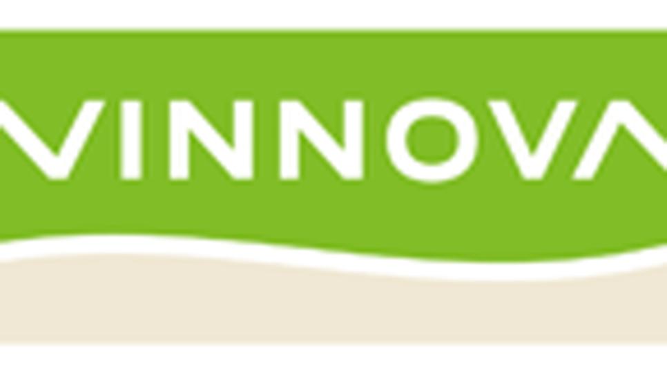 Vinnova logotyp