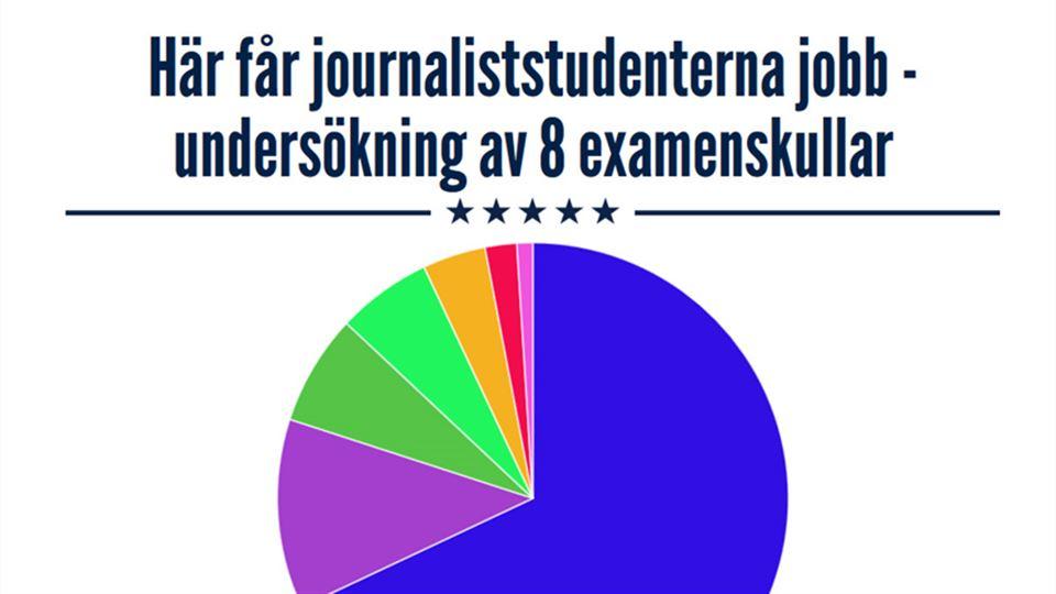 Journalistprogrammet, infogram