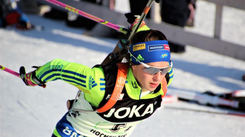 Anna Magnusson, skidskytte
