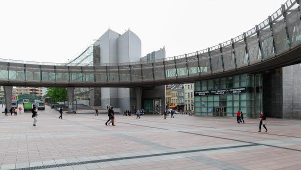 EU parlament Bryssel