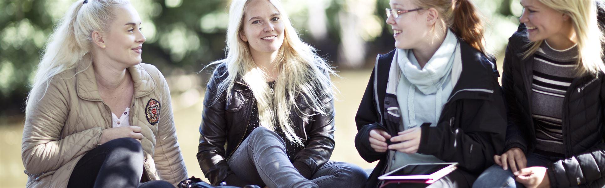 Studenter vid Selångersån