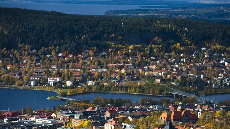 Flyg Östersund