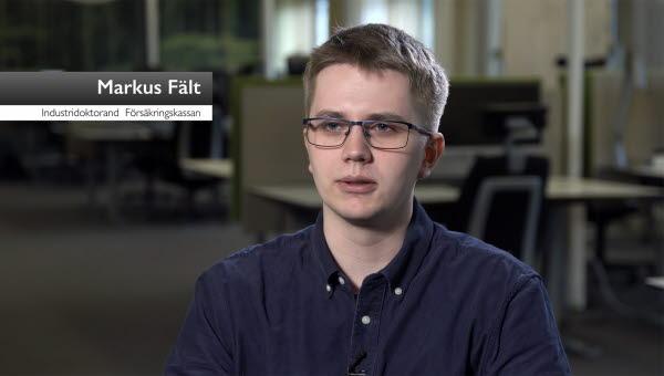 Markus Fält intervjufilm