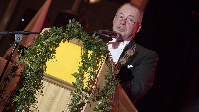 Rektor Anders Söderholm