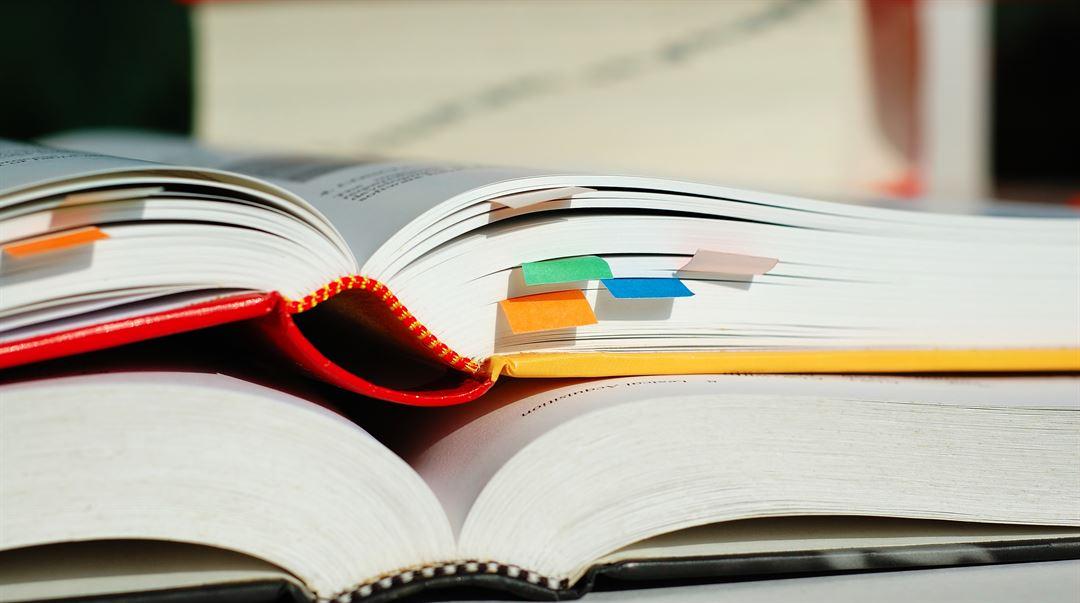 Böcker forskning