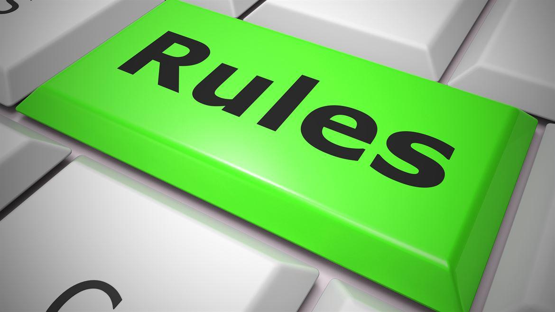 Regler  rules